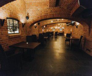 Restauracja - piwnica