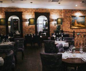 Restauracja - sala główna